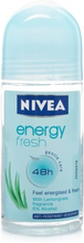 Nivea Energy Fresh Roll On Deo 50 ml