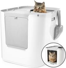 Modkat XL -kissanvessa - hiekkaroskapussit kannen sisäänkäynnille, 3 kpl