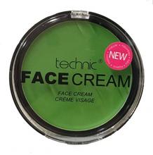 Technic Face Paint Cream Green 7 g