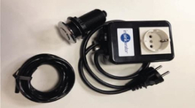 InSinkErator Airswitch kit i krom til Model 46 og LC-50