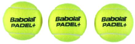 BALLS PADEL 3P