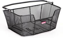 Unix Vanni Rear Wheel Basket black 2020 Cykelkorgar för pakethållare