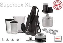 Bamix Superbox XL Den komplette pakke
