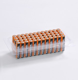 48-box Duracell Industrial Micro AAA batteri