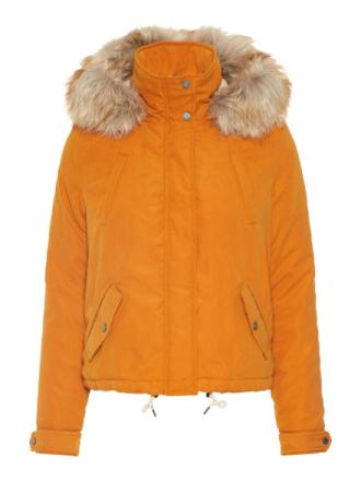 VERO MODA Winter Parka Women Orange