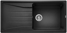Blanco Sona XL 6 S UX køkkenvask 100x50 cm med afløbsbakke i silgranit antracit