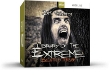 Library of the Extreme - Death & Thrash