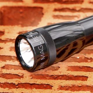 Praktisk lommelykt Mini Maglite, svart
