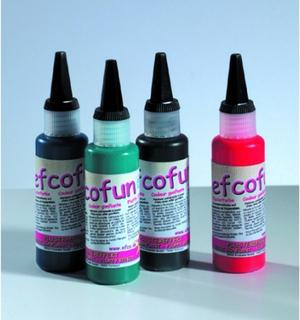 Efcofun fluffig färg - 50 ml