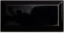 Metro Black klinke 10x20 cm
