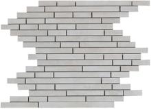 Stavmosaik Concrete Original Mat klinke 30x40 cm