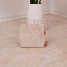 Carrara Beige Blank klinke 15x15 cm