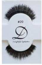 Delightful Eyelashes #20
