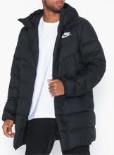 Nike Sportswear M Nsw Dwn Fill Wr Parka Hd Rus Takit Black