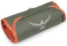 Ultralight Washbag Roll Oranssi