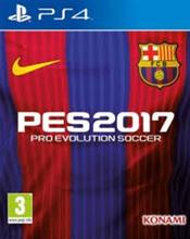 PES 2017 (Barcelona Edition)