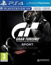Gran Turismo Sport - (Day One Edition)