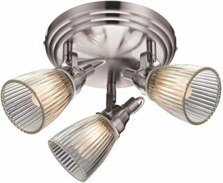 Rustikk taklampe til badet Lada IP44
