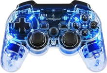 Afterglow Wireless Controller - blue (PlayStation 3 & PC)