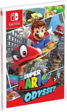 Super Mario Odyssey Lösungsbuch
