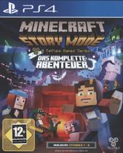 Minecraft Story Mode - Das komplette Abenteuer