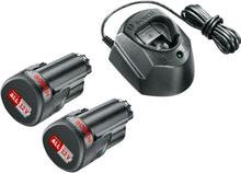 Bosch 12V 2x1,5 Ah batterisæt