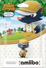 Amiibo Animal Crossing Schubert - (WII U, Nintendo 3DS & Nintendo Switch)