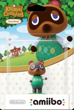 Amiibo Animal Crossing Tom Nook - (WII U, Nintendo 3DS & Nintendo Switch)
