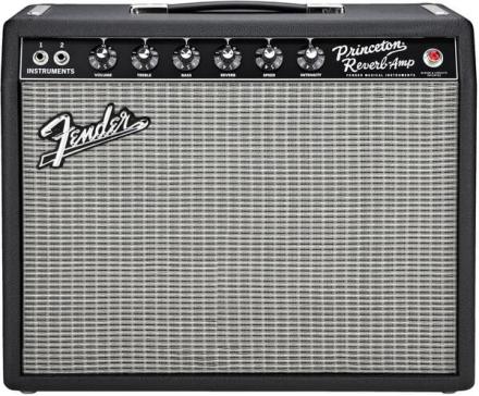 Fender 65 Princeton Reverb gitarforsterker