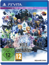 World of Final Fantasy - (Day One Edition)