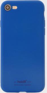 Holdit Silicone Case iPhone 7/8/SE Mobiltillbehör Blå