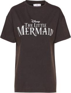Disney T-Shirt T-shirts & Tops Short-sleeved Svart MANGO