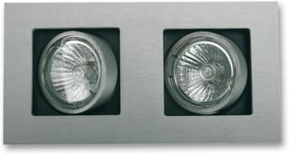 LED-Inbyggnadslampa Multi, 2 ljuskällor