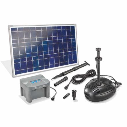 Solcelle dampumpesystem Roma LED