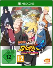 Naruto Ultimate Ninja Storm 4 - (Game of the Year Edition)