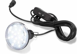 LED lampe til solcelle strømsæt Multipower 5 W