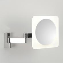 LED-spegel Niimi Square med 5 gånger förstoring a0738d3e3e491