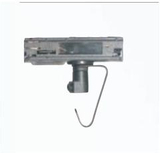 Krokupphäng för taklampa (Svart)