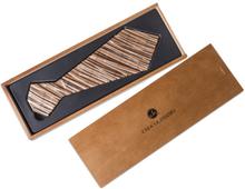 Krawat z mlecznej czekolady | Prezent dla Chłopaka