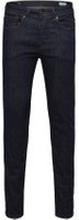 SELECTED 1002 - Skinny Fit-jeans Man Blå
