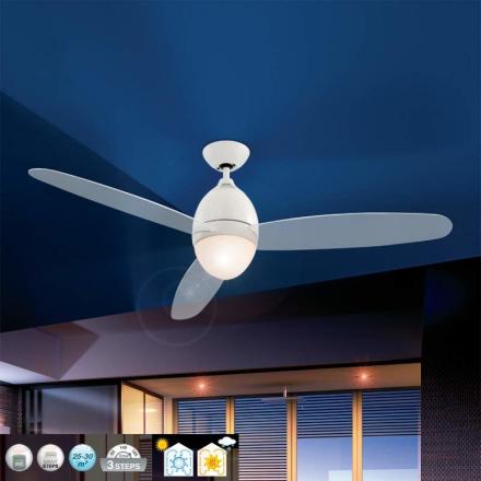 PREMIER hvid loftventilator, 132 cm