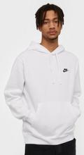 Nike Sportswear M Nsw Club Hoodie Po Bb Tröjor White