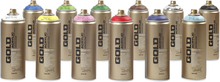 Spraymaling, 12x400ml