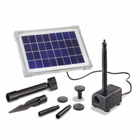 Solcelledrevet PALERMO S pumpesystem