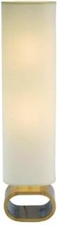 Neksö moderne gulvlampe, beige