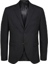 SELECTED Slim Fit - Kavaj Man Svart