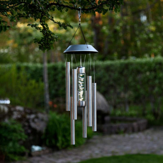 Bubbly - dekorativt vindspill med belysning