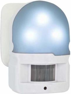 LED-natlampe VERA med bevægelsessensor