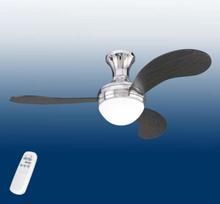 Energibesparende loftventilator Celestia m. fjern.