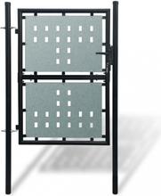 Moderne hageport 100 x 200 cm